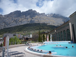 Walliser Thermes, Valais